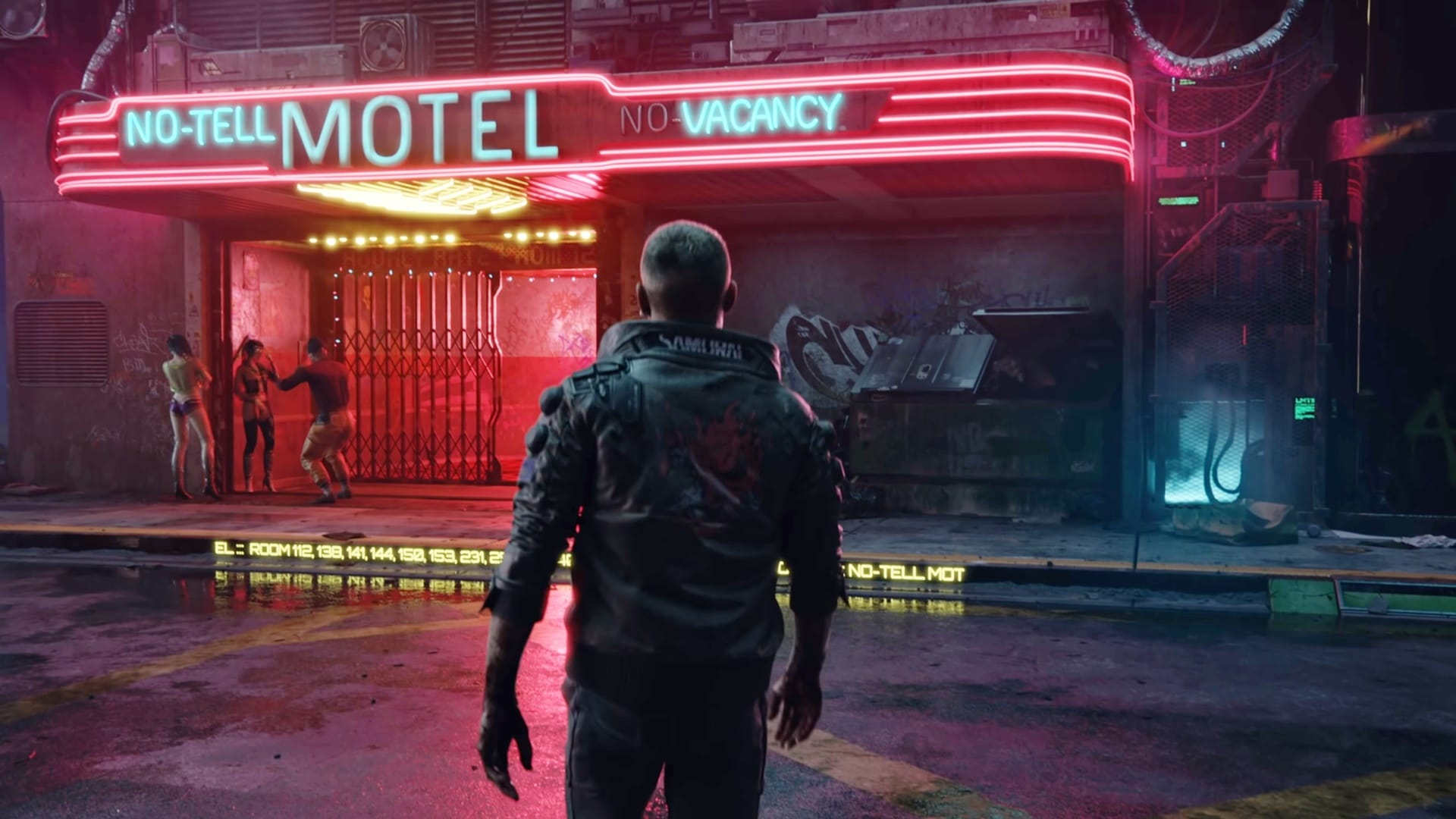 Un petit trailer de gameplay pour Cyberpunk 2077