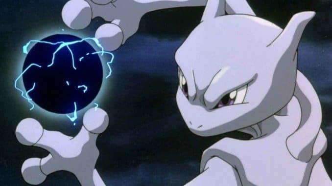 Mewtu feiert spektakuläre Rückkehr im Pokémon-Anime