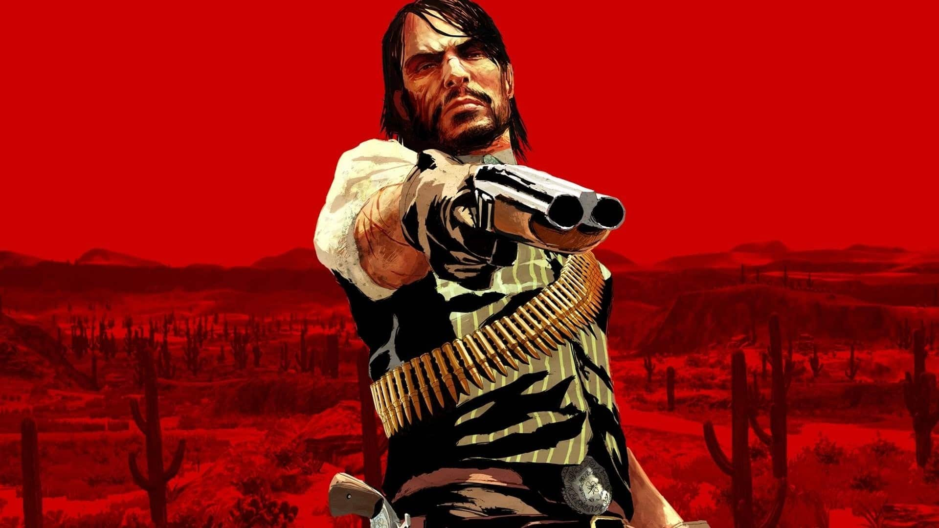 The Outlaws Collection pour PS5 geleakt — Red Dead Redemption
