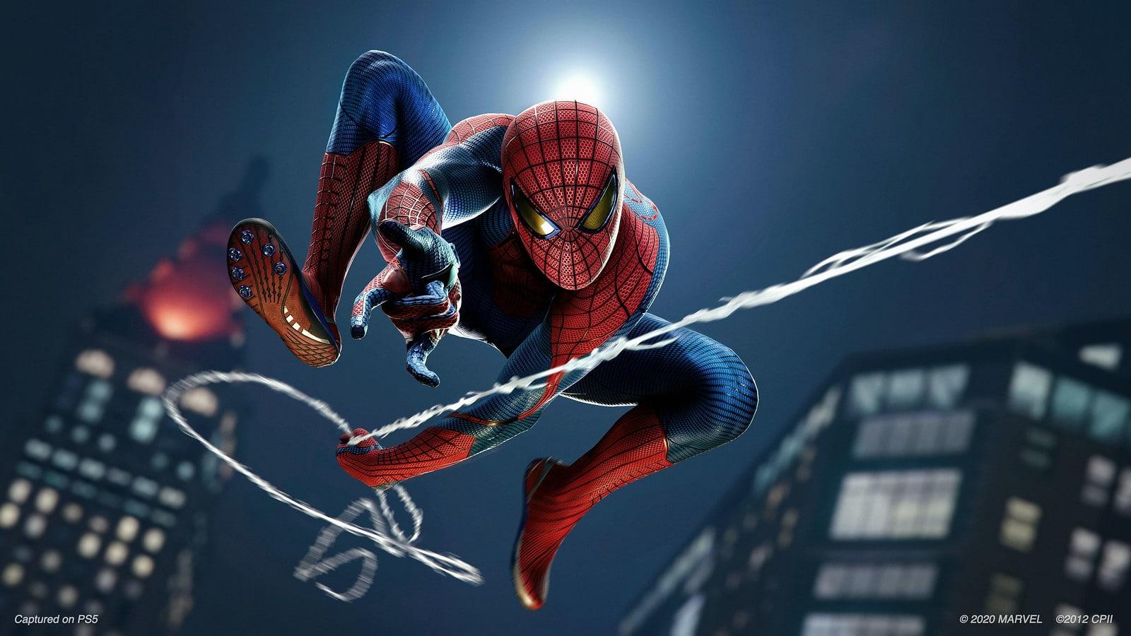 Finalement, on pourra exporter les sauvegardes dans le remaster PS5 — Spider-Man