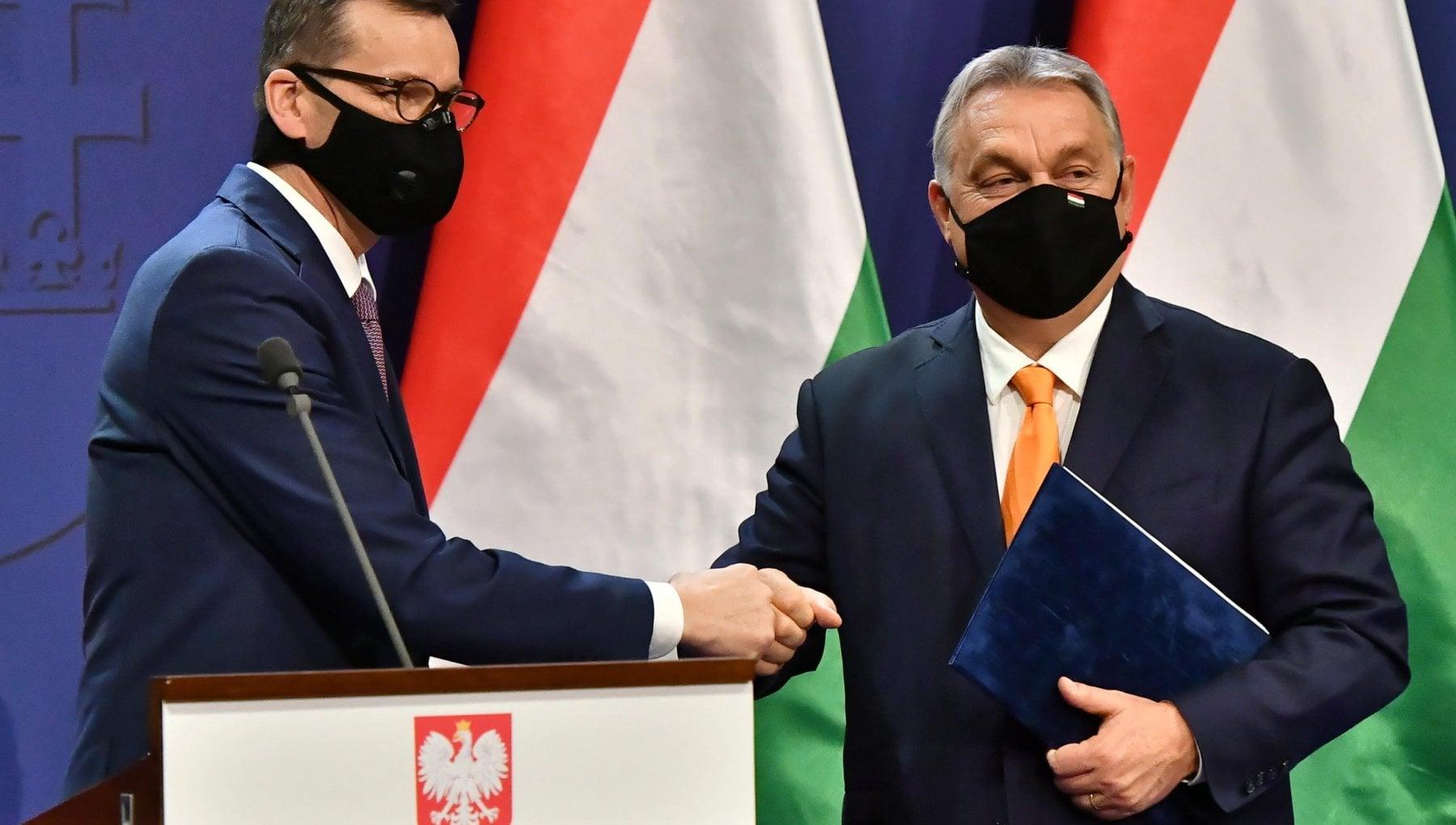 Orban: UE-La Hongrie refuse tout lien entre budget et Etat de droit