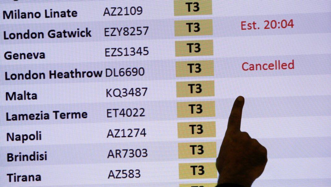 Speranza arrête immédiatement ses vols, mais le gouvernement s'inquiète :