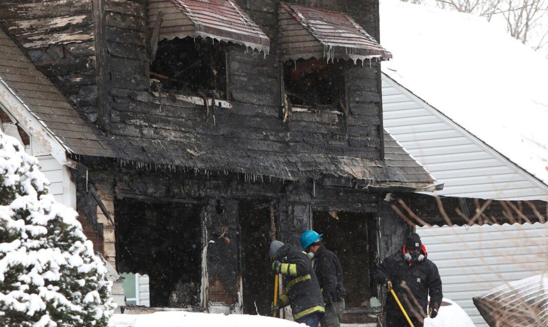 L'incendie d'une résidence à Detroit provoque la mort de deux enfants le jour de Noël