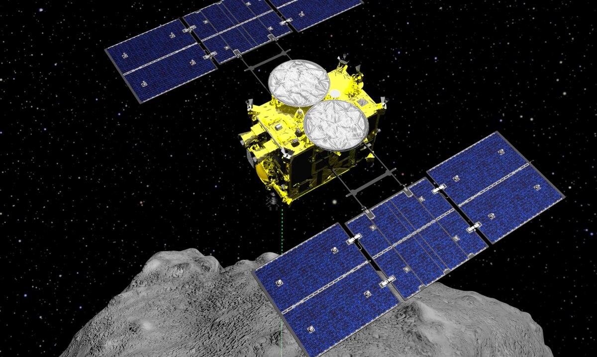 Une sonde japonaise réussit à ramener sur Terre des échantillons d'un astéroïde