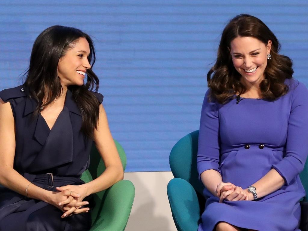 Kate Middleton a été récemment surprise par ce geste amical de Meghan Markle