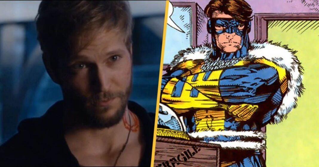 The Flash : un nouveau méchant révélé, c'est un acteur de Shadowhunters