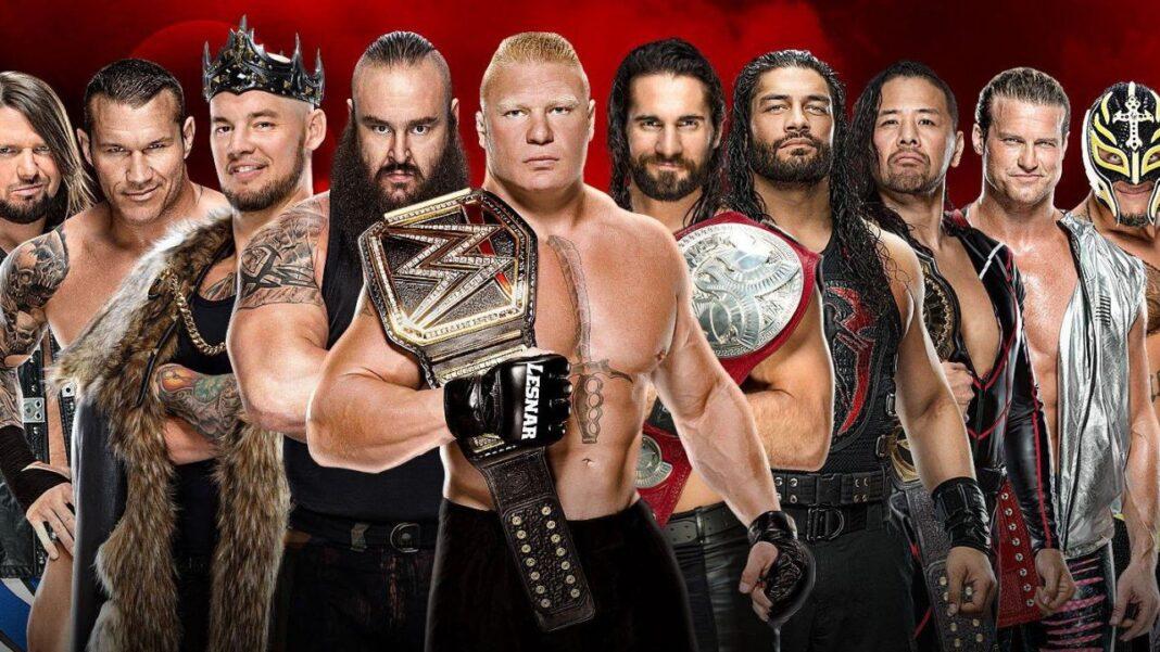 WWE : Les détails de la WrestleMania dévoilés de 2021 à 2023, voici dans quelles villes ils se dérouleront