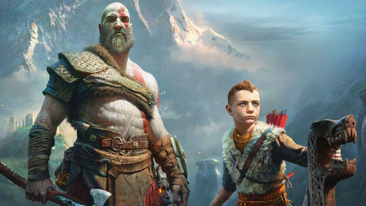 God Of War: Profitez de la mise à jour PS5 dès aujourd'hui