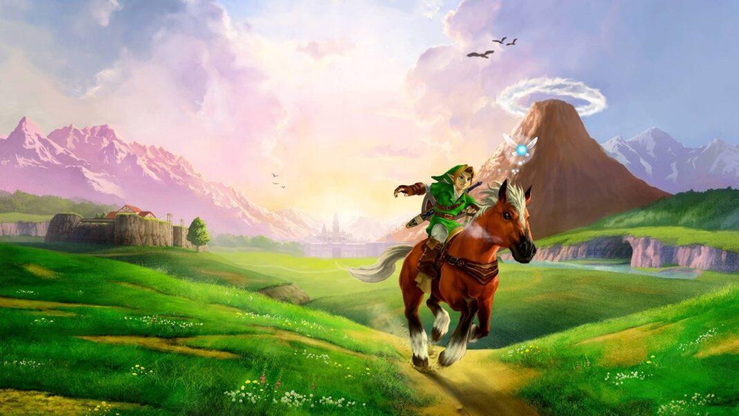 The Legend of Zelda a 35 ans aujourd'hui