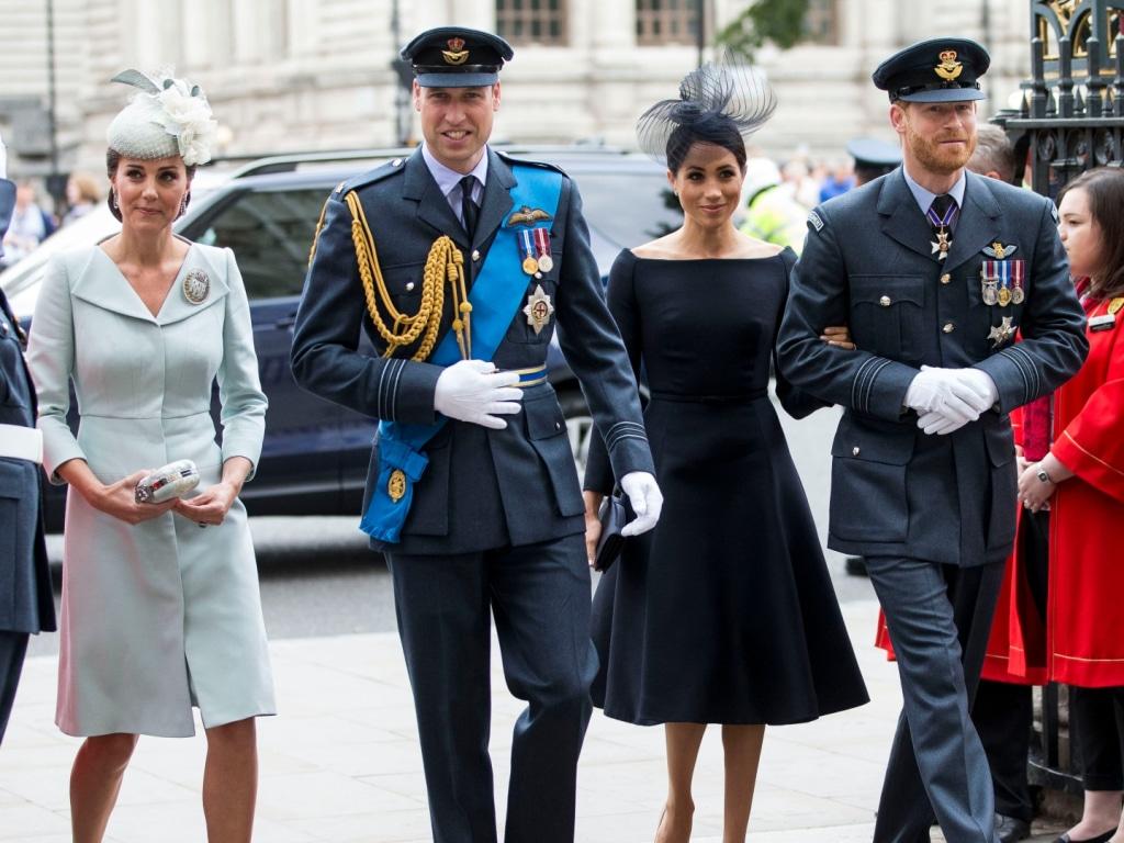 Le prince Harry pourrait avoir soupçonné le prince William d'avoir divulgué à la presse des articles sur Meghan Markle