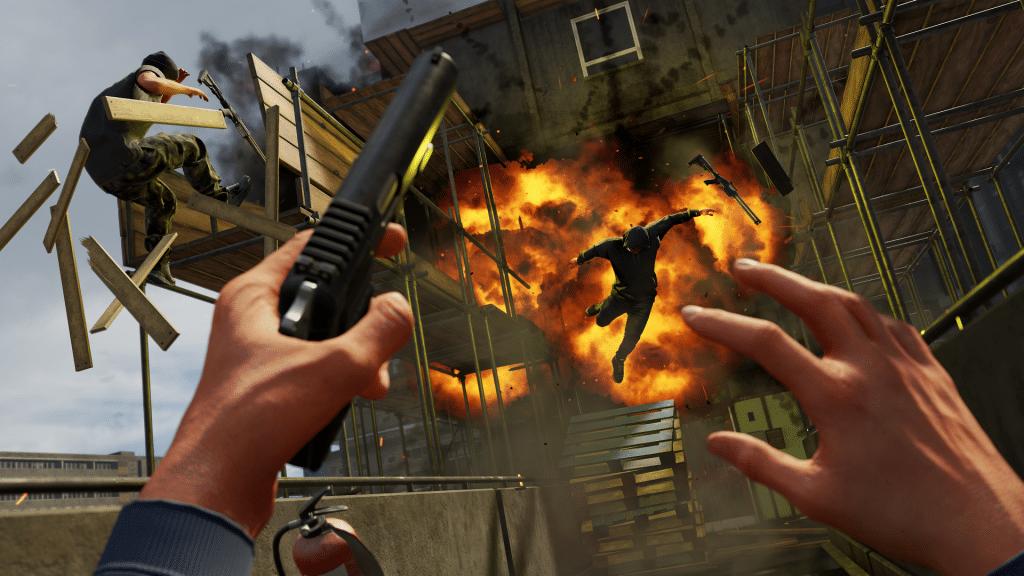 Studio de Londres : l'équipe de PlayStation travaille-t-elle à une reprise de The Getaway ?