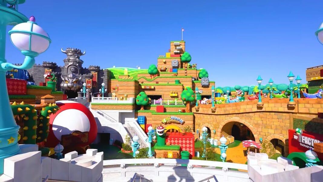 Super Nintendo World : l'ouverture du parc à thème aux États-Unis est reportée