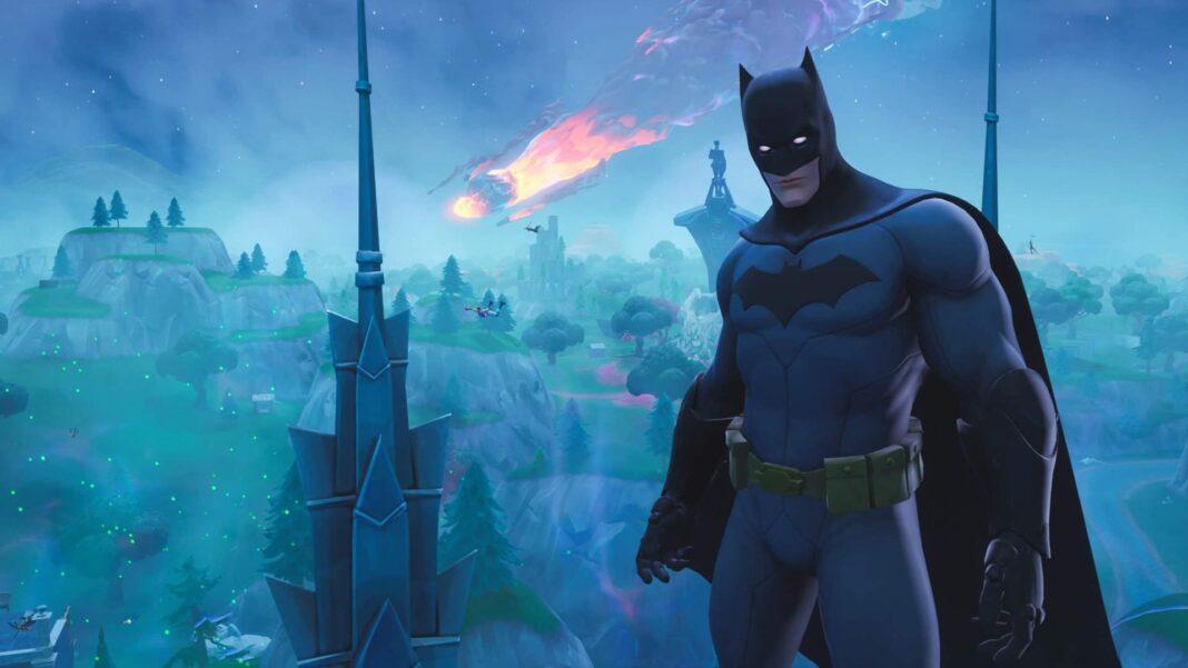 Batman/Fortnite : Vanishing Point 2, voici ce que le code vous donnera