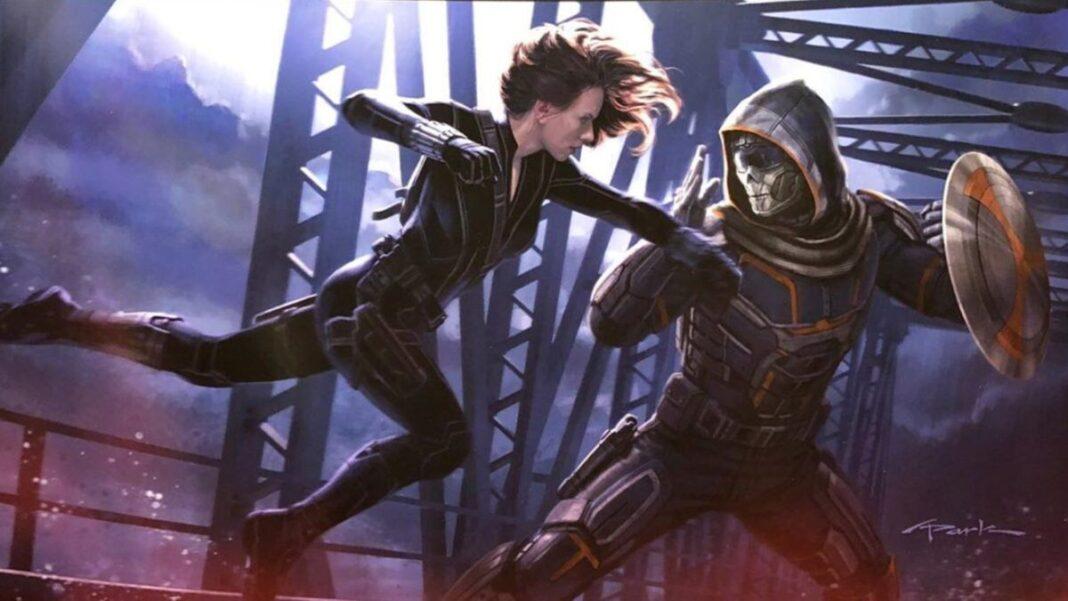 Black Widow, Natasha et Taskmaster sur une nouvelle photo du film Marvel.