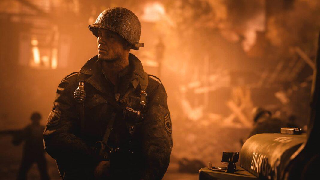 Call of Duty WW2 Vanguard est-il déjà sur le PS Store ?