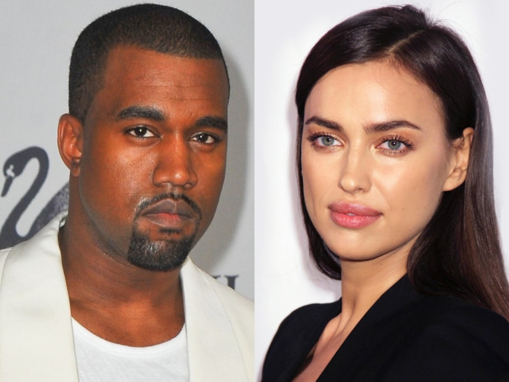 Kanye West prouve qu'il y a une vie après Kim Kardashian. Il a été aperçu avec Irina Shayk en France.