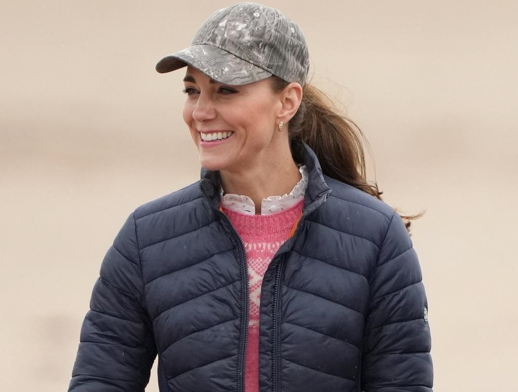 Kate Middleton répond de manière magistrale à la question des médias sur Lilibet, au milieu des conflits familiaux.