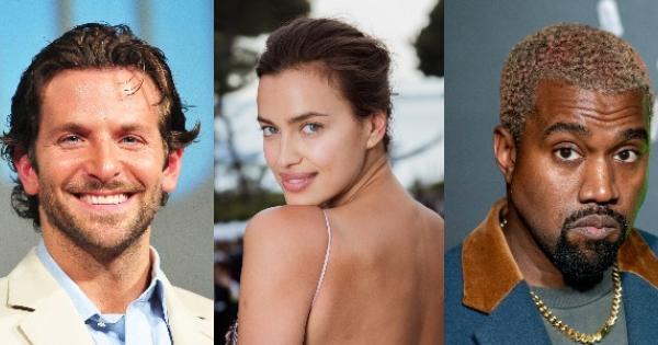 Après Bradley Cooper, Kanye West ? Le choix d'Irina