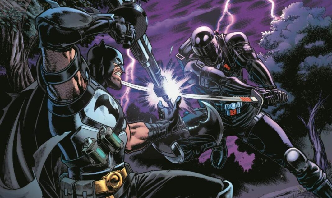 Batman/Fortnite Point Zéro : le skin d'armure Batman Looper fait son apparition