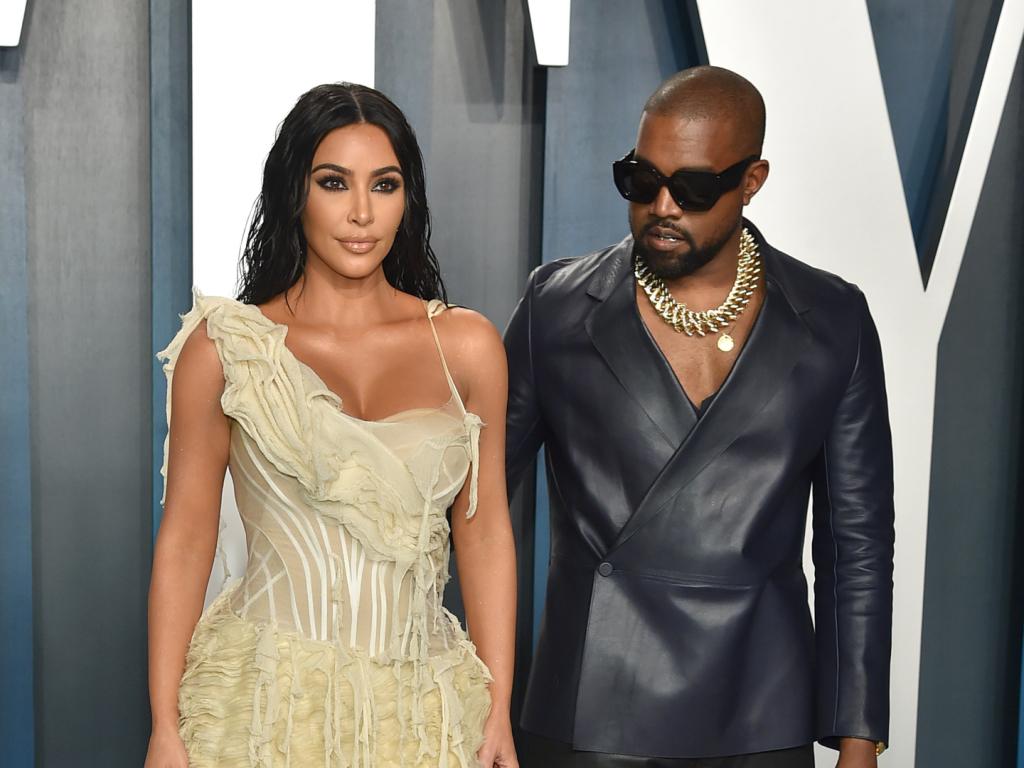 Kim Kardashian et Kanye West font un voyage en famille dans la ville où il a fait sa demande en mariage
