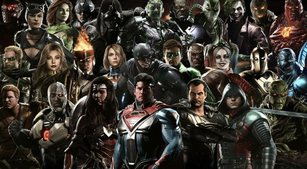 Injustice, le casting des doubleurs est annoncé pour le film DC : première image officielle