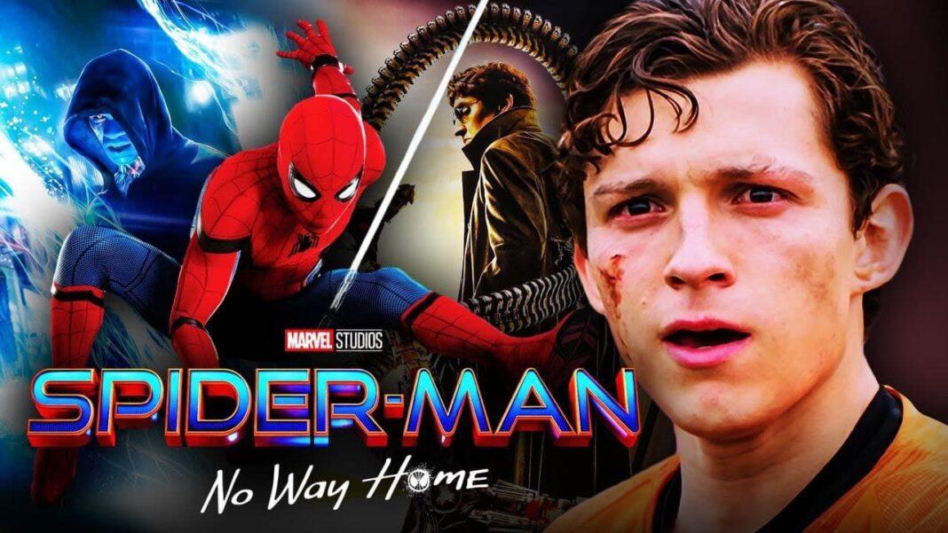 Spider-Man : No Way Home, les cinémas n'attendent pas : de fausses affiches apparaissent dans les cinémas