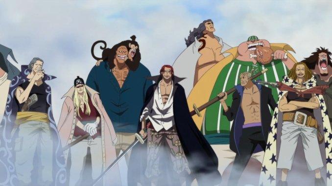 One Piece : Les 7 gangs de pirates les plus puissants de tous les temps
