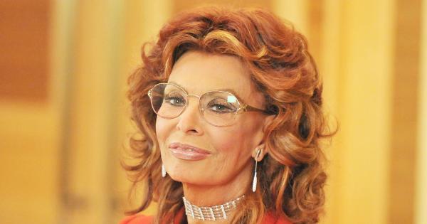 Bon anniversaire à Sophia Loren