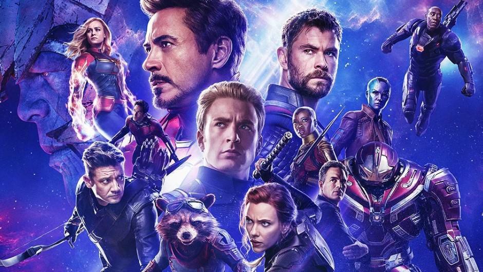 Avenger Endgame : les protagonistes deviennent Thanos dans un nouveau fanart