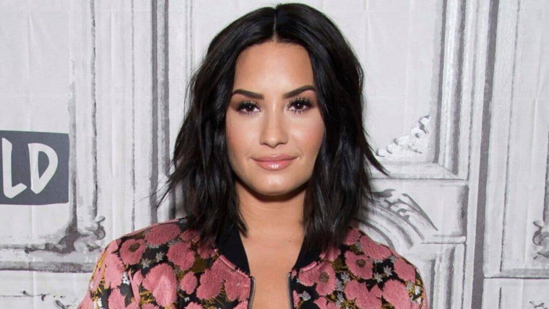 Demi Lovato parle de sa rencontre avec des extraterrestres :