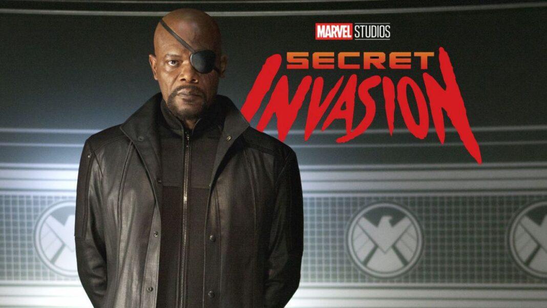 Secret Invasion, Samuel L. Jackson sur le tournage de la série Marvel : photos de Nick Fury