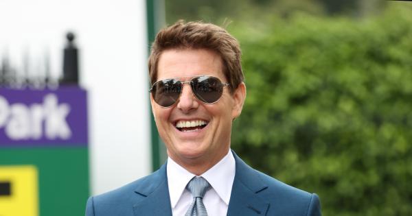 Tom Cruise méconnaissable : son visage est une pleine lune